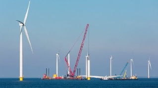 Bright future for offshore wind in Europe