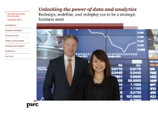 Unlocking the power of data and analytics